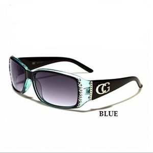 NWT.. CG Rhinestone Sunglasses